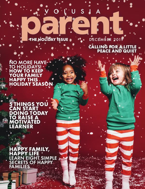 Parent Magazine Volusia December 2019