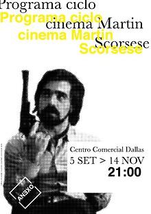 Ciclo de cinema Martin Scorsese