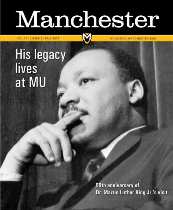 Manchester Magazine Fall 2017
