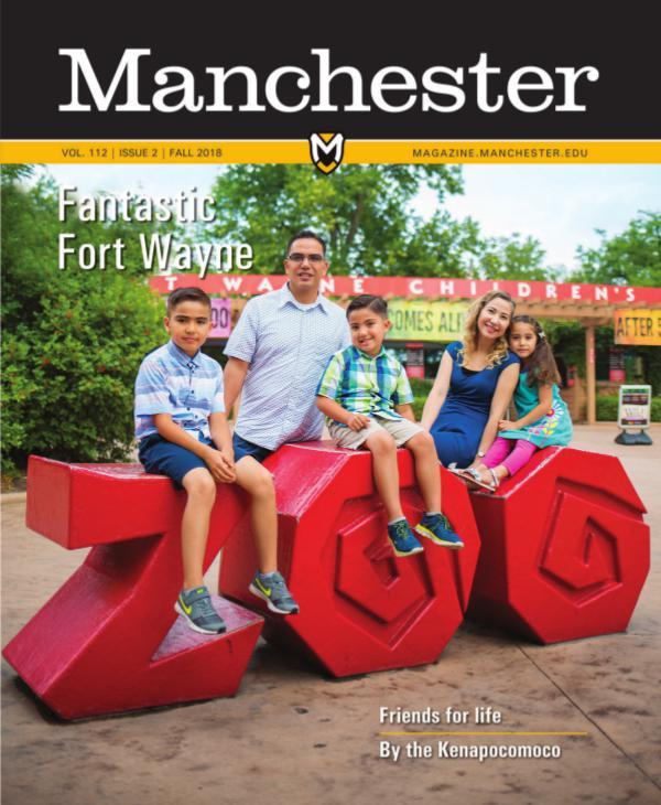 Manchester Magazine Fall 2018