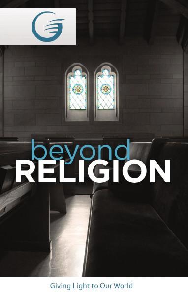 GLOW Beyond Religion