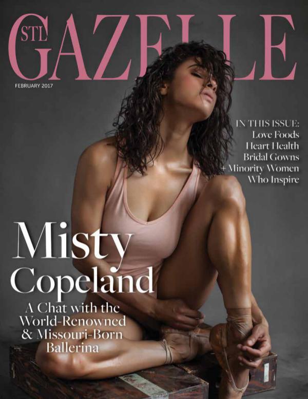 GAZELLE MAGAZINE February 2017