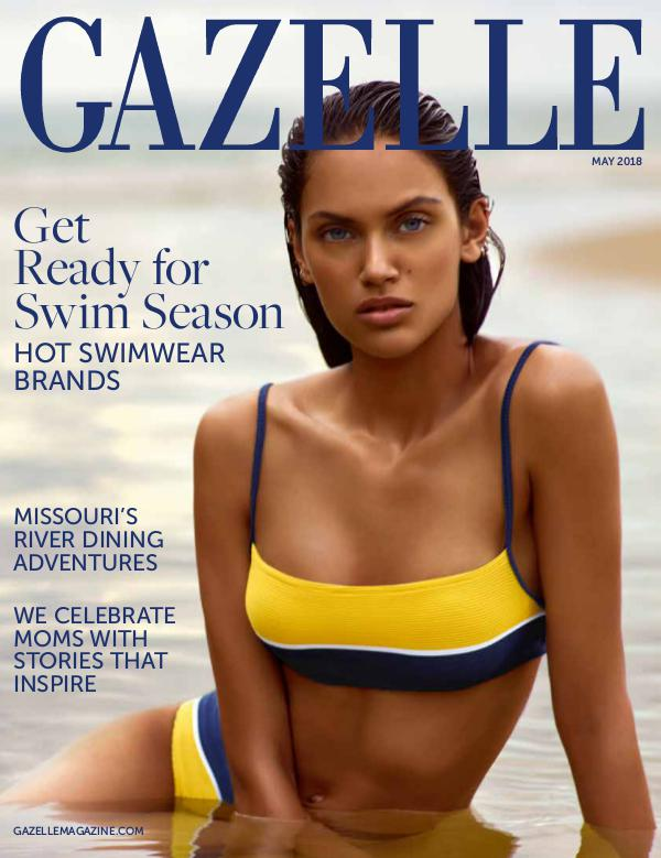 GAZELLE MAGAZINE MAY 2018