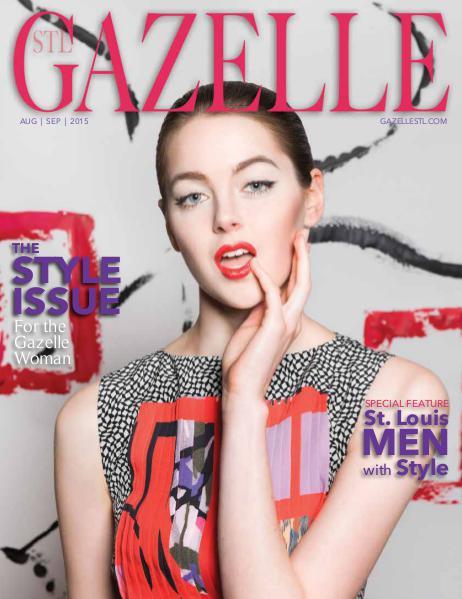 GAZELLE MAGAZINE Vol. 2, Issue 4