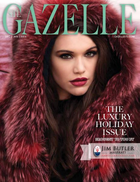 Luxury Holiday Issue 2015