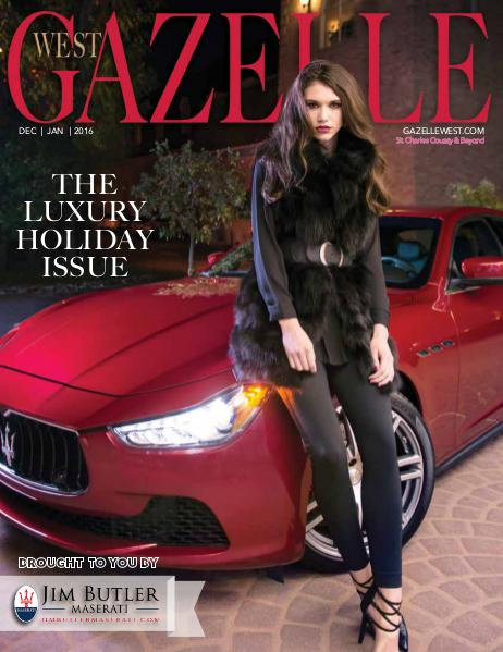 LUXURY HOLIDAY ISSUE
