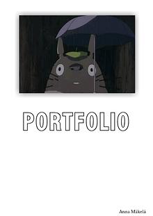 My portfolio - Anna
