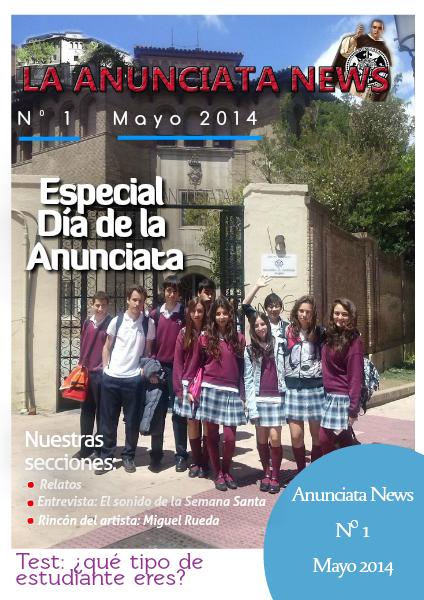 Nº 1 Mayo 2014