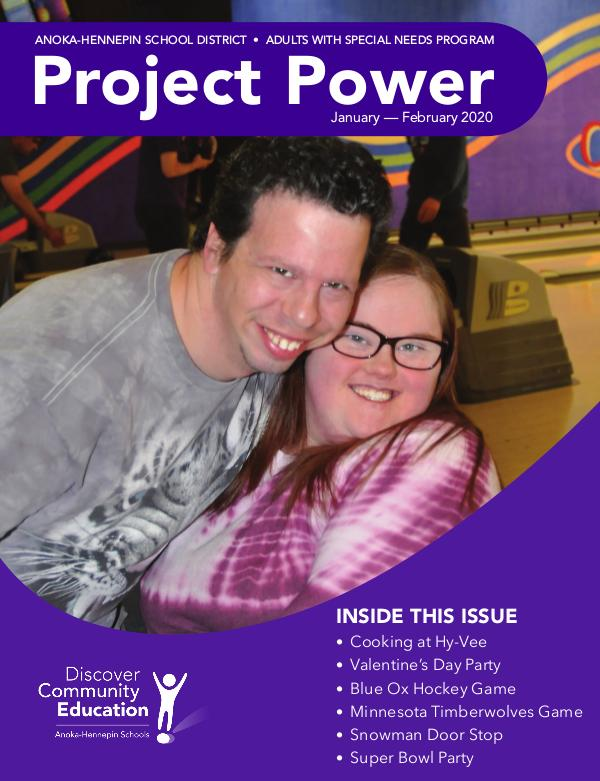 Project Power - Winter 2020
