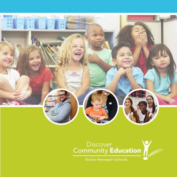 Discover Community Education!