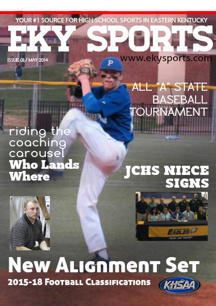EKY Sports May 2014