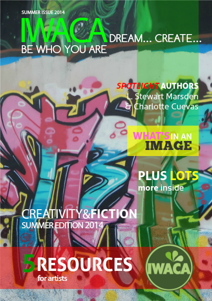 IWACA Dream... Create... be who you are Summer Issue 2014