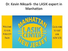 Whether it's minor eye problem or a major eye surgery we have to be very cautious with our vision. This is the reason we need to consult an expert for vision correction. Nobody can prove to be better in this field than Dr. Niksarli. Try his hands on