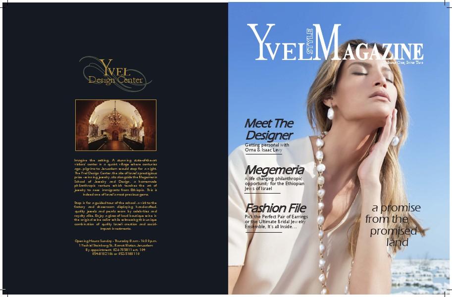 YVEL MAGAZINE VOLUME 2 Apr. 2014