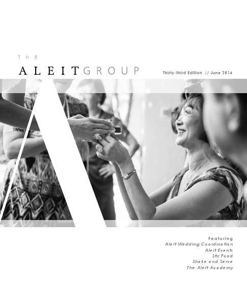 The Aleit Group Online Magazine Edition 33