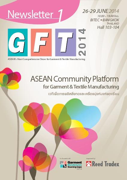 GFT Newsletter #1 March 2014