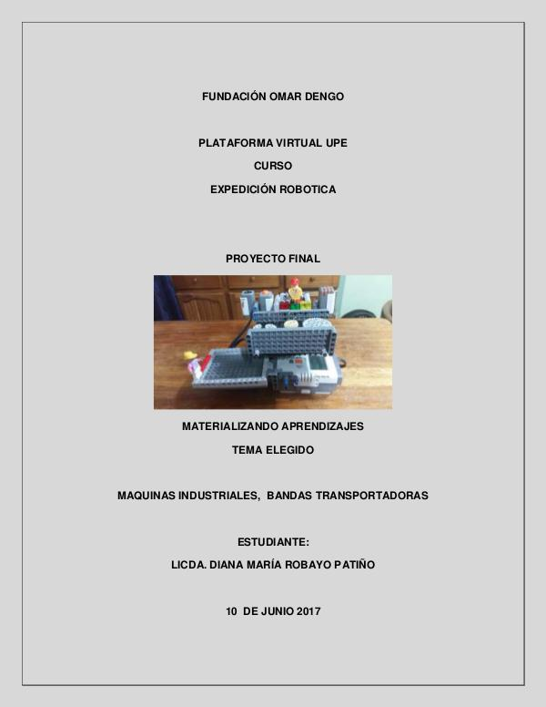 ROBOTICA Revista final