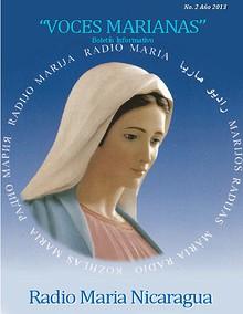 Radio Maria Nicaragua 2013