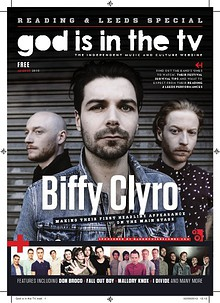 God Is In The TV - Reading & Leeds Festival Special 2013