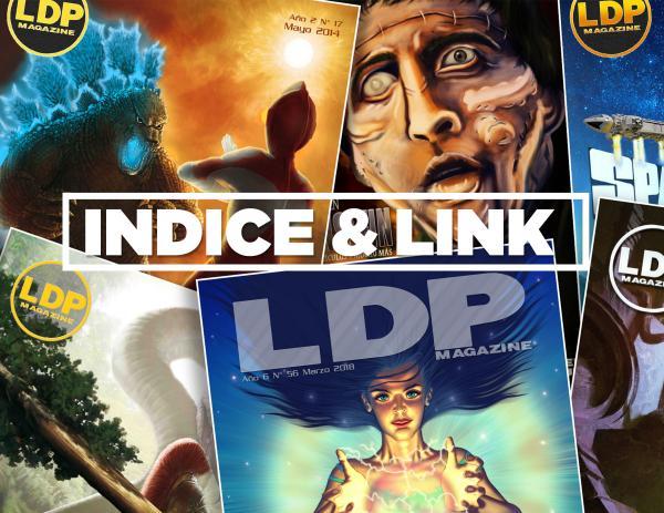 LDP MAGAZINE LDP Índice, contenidos y links
