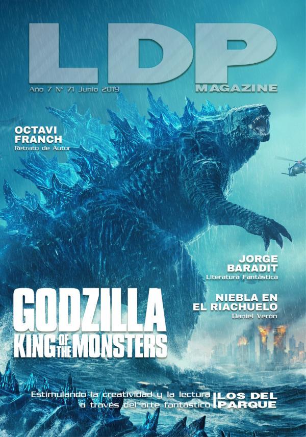 LDP MAGAZINE LDP Magazine 71