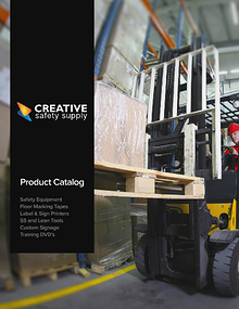 Creative Safety Supply 2014 Catalog