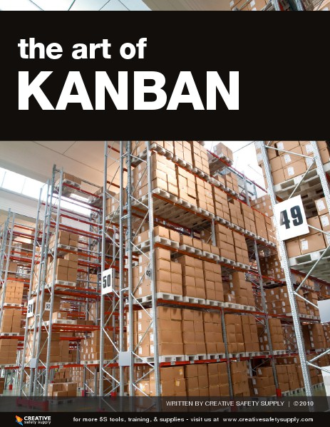 The Art of Kanban - Creative Safety Supply April 2014