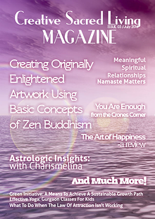 Creative Sacred Living Magazine