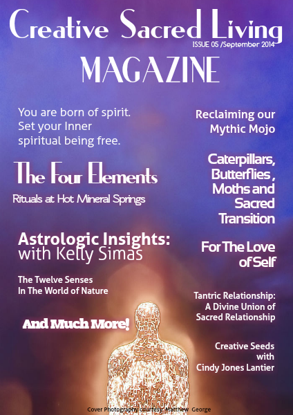Creative Sacred Living Magazine September 2014