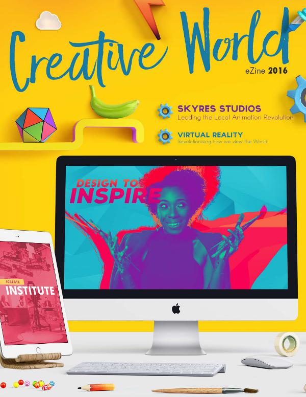 Creative World eZine Volume 1