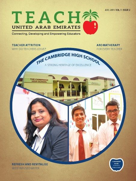 Teach Middle East Magazine June 2014 Issue 2 Vol. 1