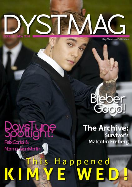 DYST MAG May 2014