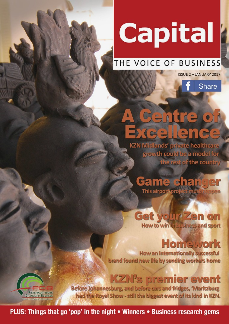 CAPITAL: The Voice of Business Issue 2, 2016