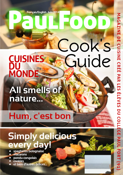 Cook's guide june 2014