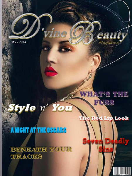 DVINE BEAUTY MAGAZINE.pdf Apr. 2014