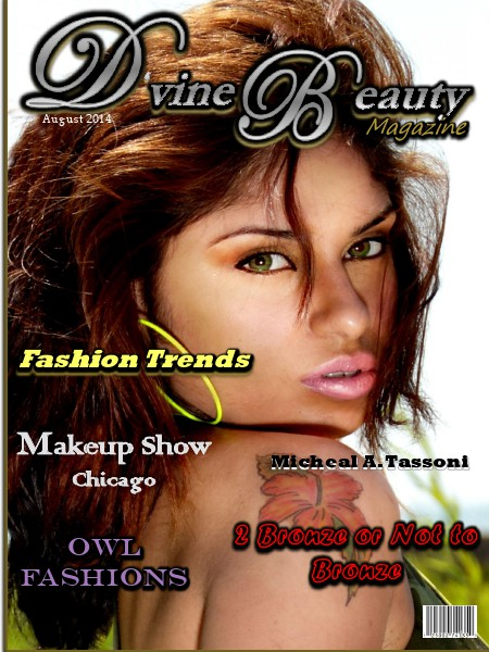 August Issue D'vine Beauty August Issue