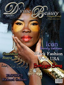 D'vine Beauty April Issue