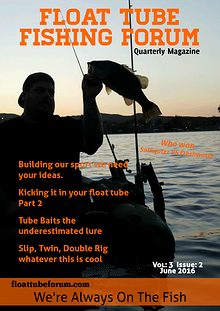 The Float Tube Fishing Forum