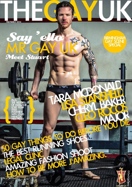 Issue 2 : MR GAY UK