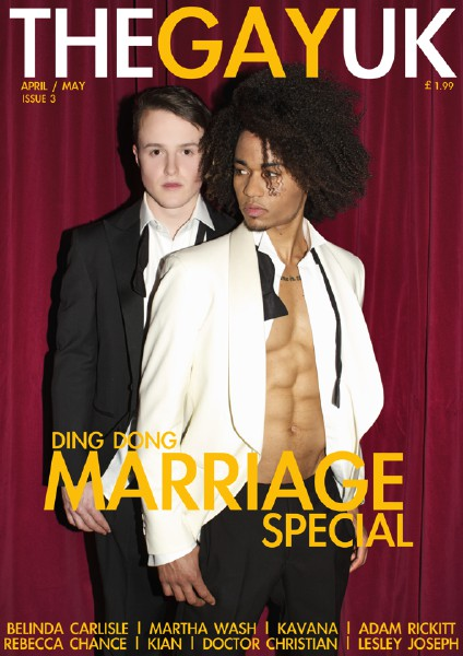 Issue 3 Marriage