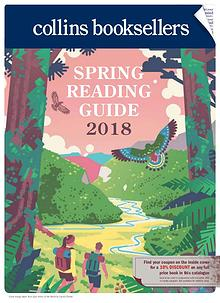 Collins Booksellers Spring Reading Guide 2018