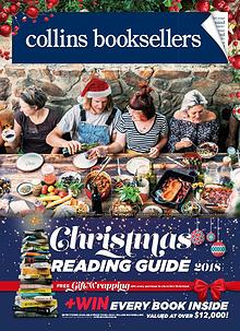 Collins Booksellers Christmas Reading Guide 2018