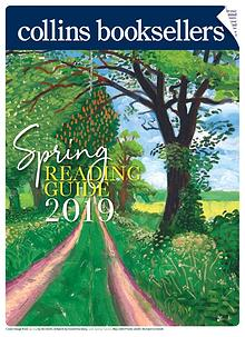 Collins Booksellers Spring Reading Guide 2019