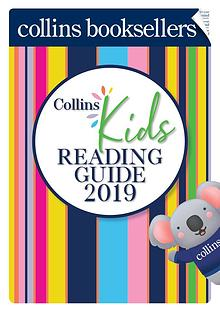 Collins Booksellers Kid's Reading Guide 2019