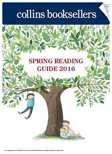 Collins Booksellers Spring Reading Guide 2016