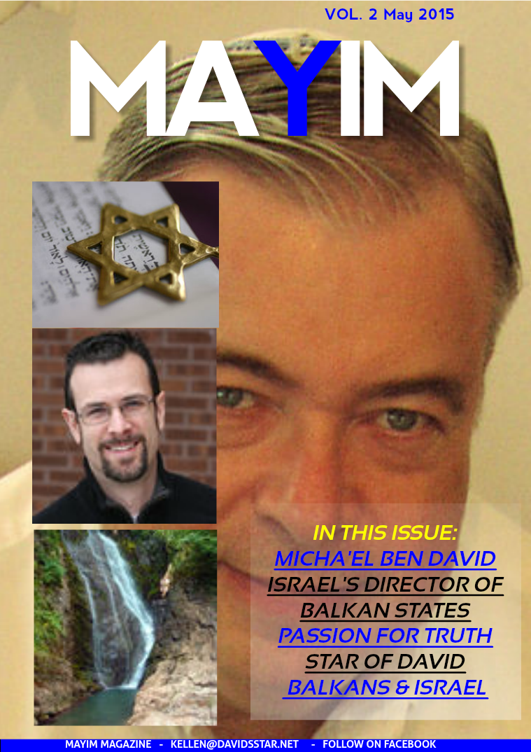 Mayim Magazine V.2 May/June 2015