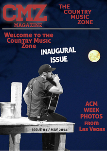 CMZ Magazine - The Country Music Zone