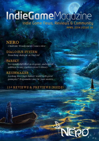 The Indie Game Magazine April 2014 | Issue 36