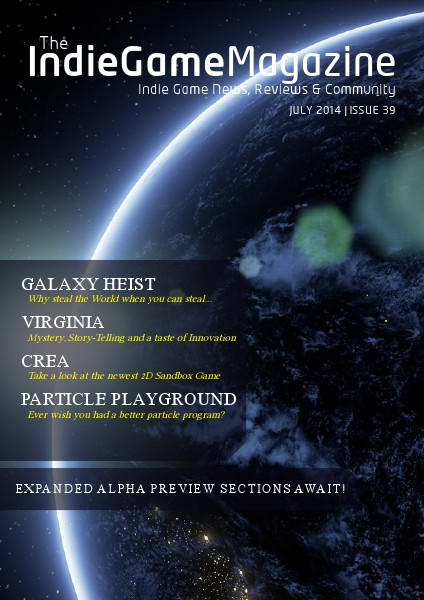 The Indie Game Magazine July 2014 | Issue 39