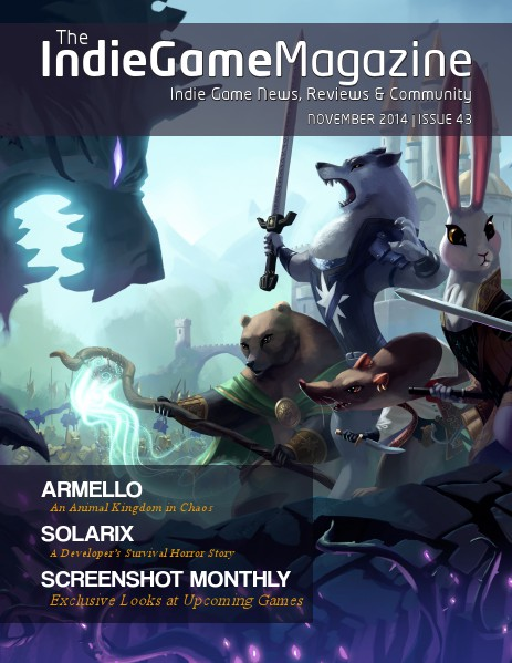 The Indie Game Magazine November 2014 | Issue 43